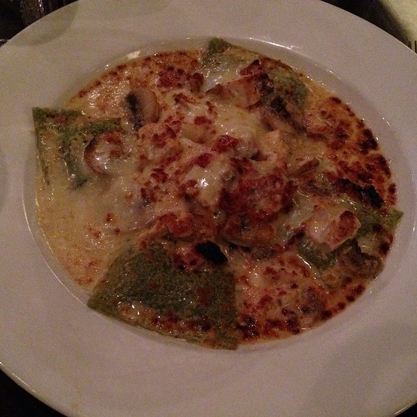 Ravioli - The Lakehouse at Geist, Castleton, IN