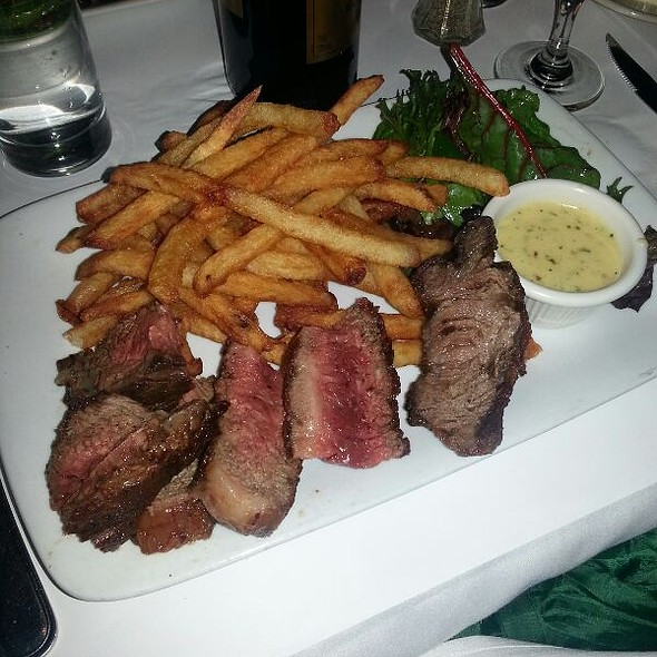 Côte de Boeuf Steak - Les Halles Park Avenue, New York, NY