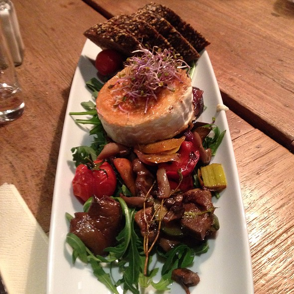 Caramelized Goat Cheese - Arts 'n' Boards, München, BY