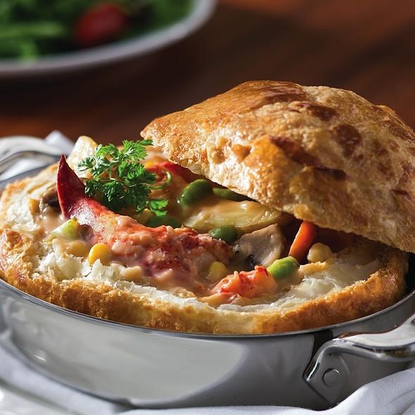 Lobster Pot Pie - The Capital Grille - Tysons Corner, McLean, VA