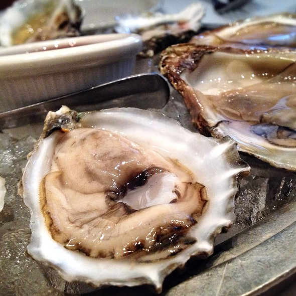Oysters - Old Ebbitt Grill, Washington, DC