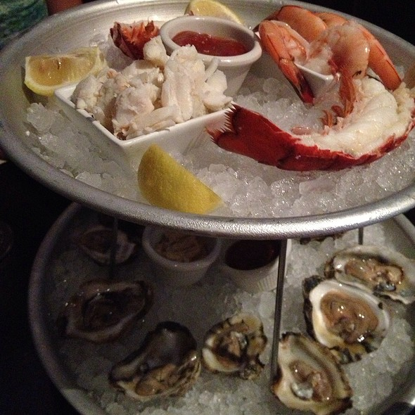 Seafood Tower - The Hard Shell - Bellgrade, Midlothian, VA