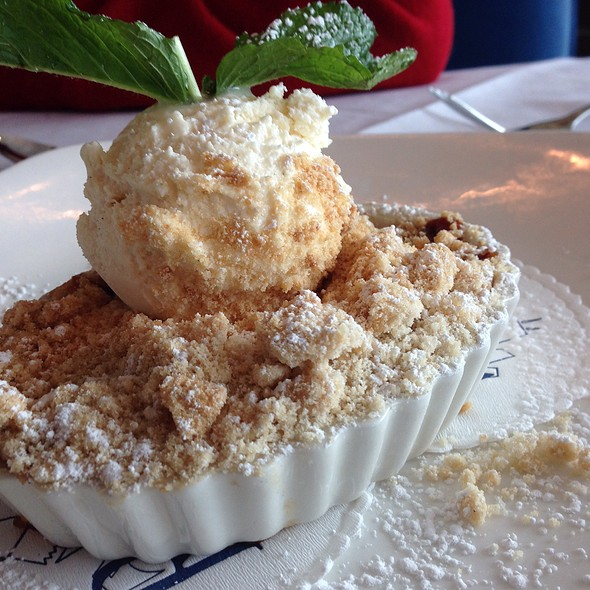 Apple Cobbler - Riva Crabhouse on Navy Pier, Chicago, IL