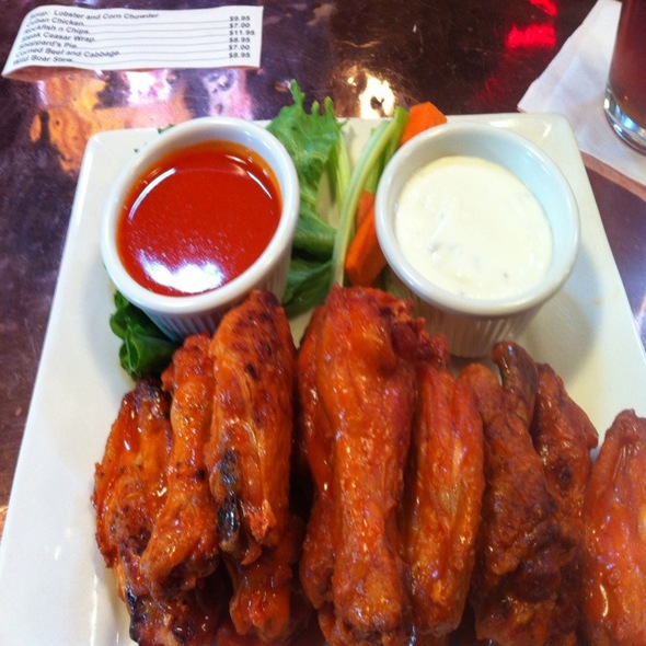 Hot Wings - Ellicott Mills Brewing Company, Ellicott City, MD