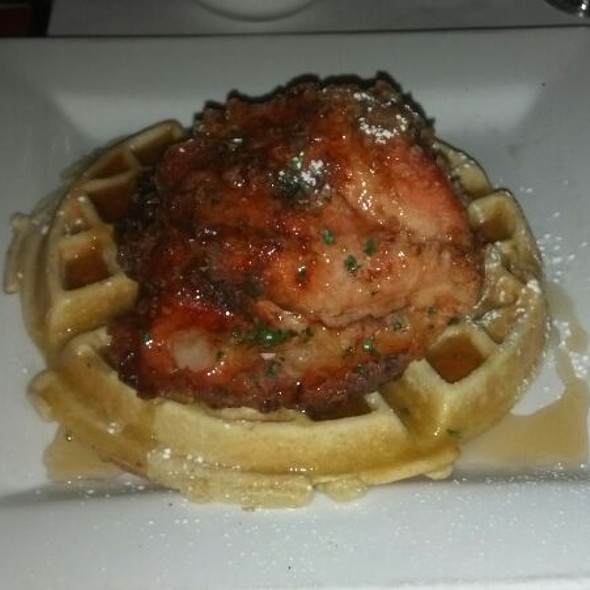 L.A. Chicken, A.K.A Chicken & Waffles... - Label 7, Pittsford, NY