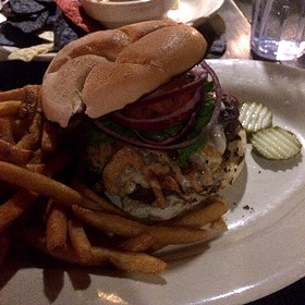 Burger - The Farmhouse at Turkey Hill, Bloomsburg, PA