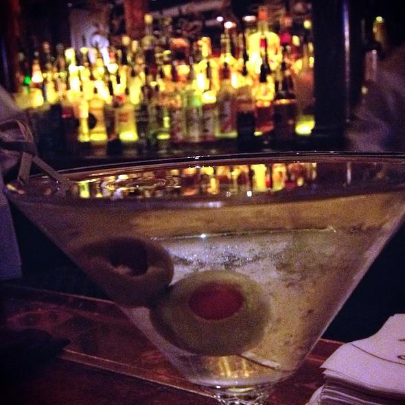 Vodka Martini - Old Ebbitt Grill, Washington, DC