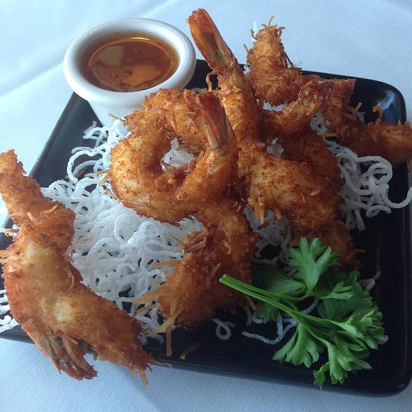 Coconut Crunchy Shrimp - Charley's Crab - Palm Beach, Palm Beach, FL
