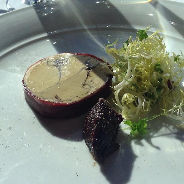 Foie gras Torchon - Eiffel Tower, Las Vegas, NV