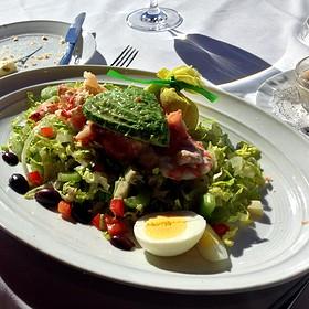 Ocean Salad - Eiffel Tower, Las Vegas, NV