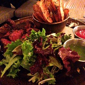 Hanger Steak - Rye, Leawood, KS