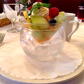 Seasonal Fruit Salad - The Elkridge Furnace Inn, Elkridge, MD