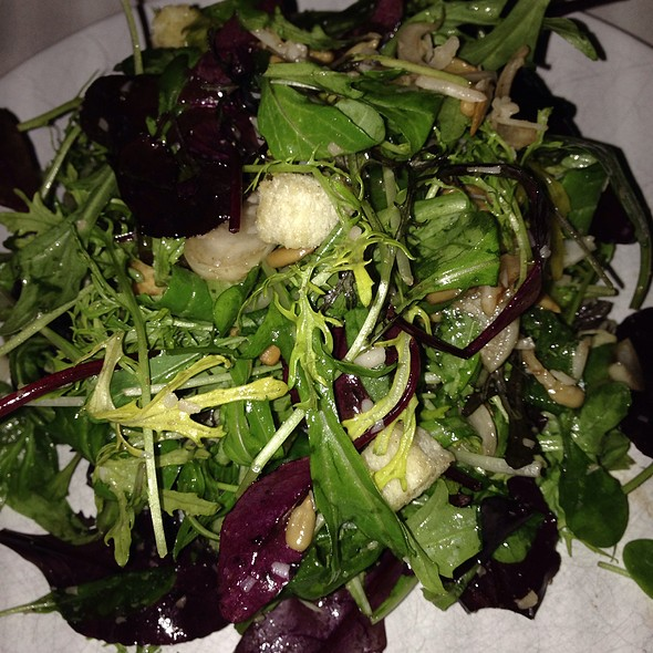 Mixed Greens - Bolete Restaurant, Bethlehem, PA