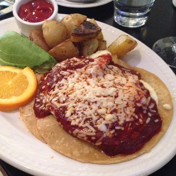 Juevos Rancheros - Currant American Brasserie, San Diego, CA