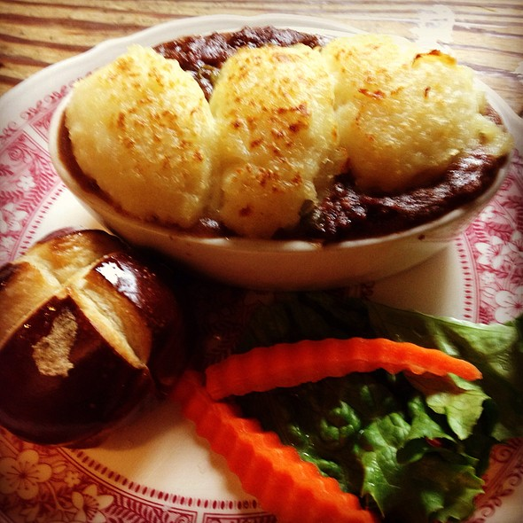 Shepherd's Pie - Frank O'Dowd's Irish Pub and Grill, Galena, IL