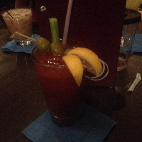Bloody Mary - The Round Table at the Algonquin Hotel, New York, NY