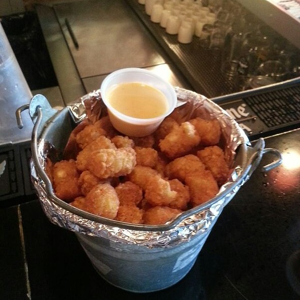 bucket of tots  - Sticky Rice, Washington, DC