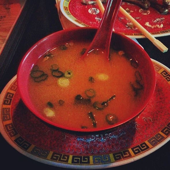 Miso Soup - Sticky Rice, Washington, DC