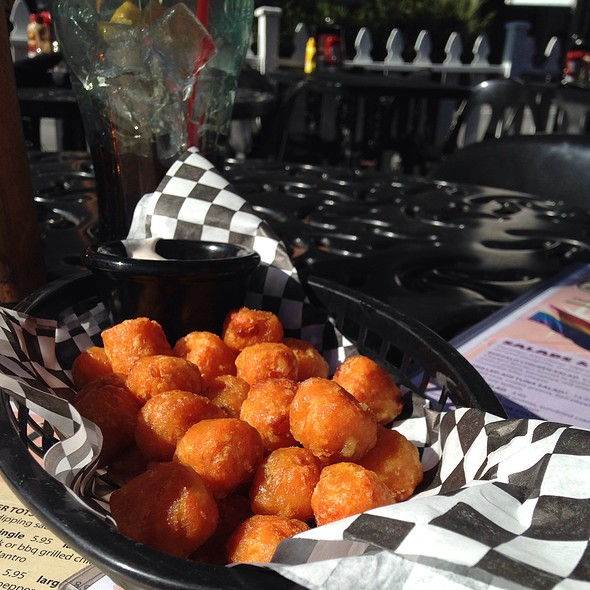 Sweet Tater Tots - Joe's on Juniper, Atlanta, GA