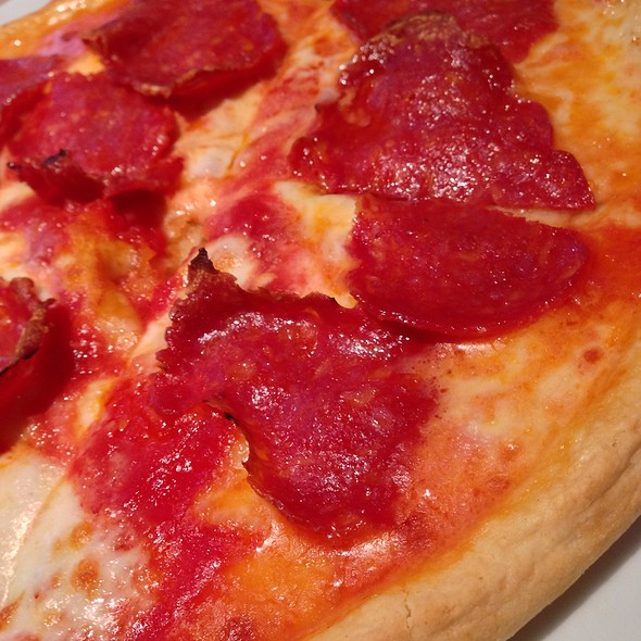 Brigante Pizza Glutenfree - Ribalta Pizza, New York, NY