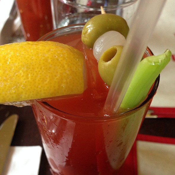 Bloody Mary - Miriam, Brooklyn, NY