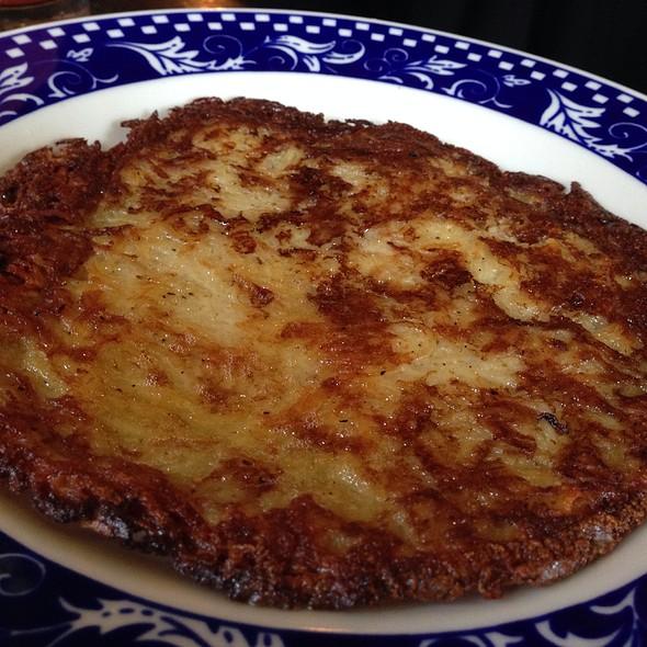 Potato Pancake - Miriam, Brooklyn, NY