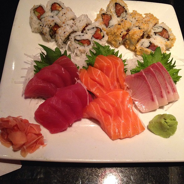 Sushi Platter - Atlantic Seafood Company, Alpharetta, GA