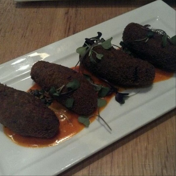 Spinach Croquettes - Opa, Philadelphia, PA