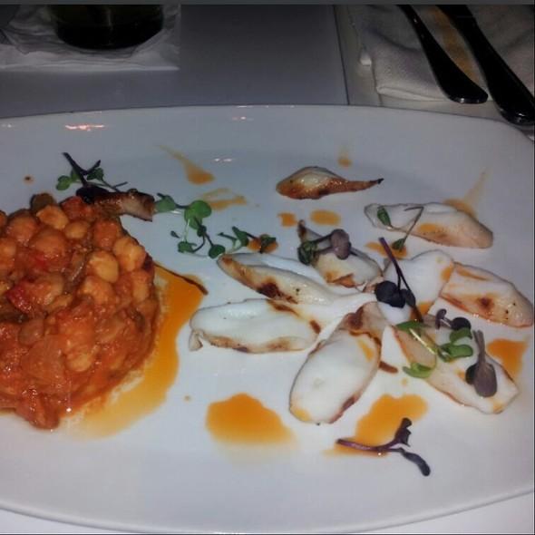 Grilled Octopus - Opa, Philadelphia, PA