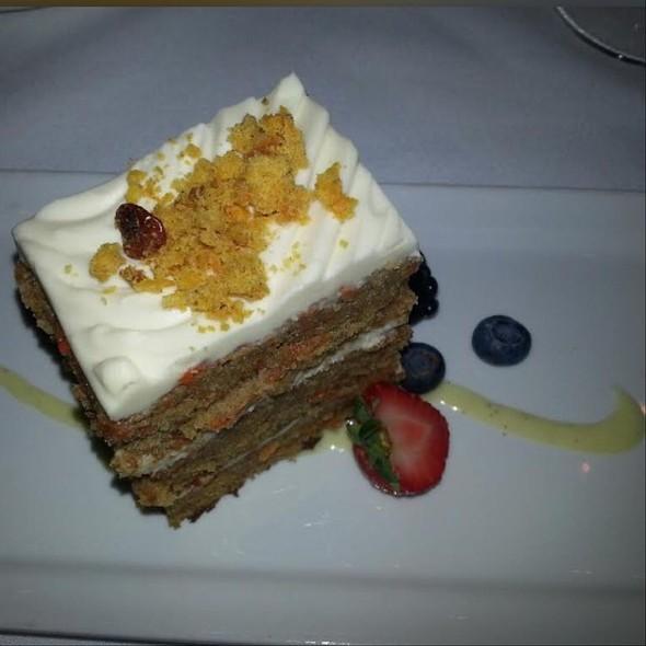 Carrot Cake - Davio's - Philadelphia, Philadelphia, PA