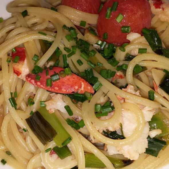 Lobster Spaghetti - Davio's - Philadelphia, Philadelphia, PA
