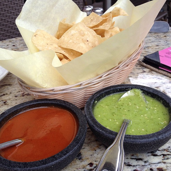 Chips & Salsa - Frida Restaurant Americana - Glendale, Glendale, CA