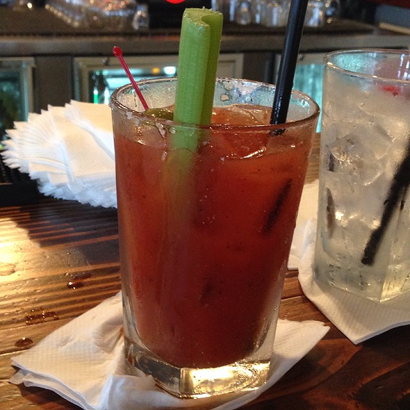 Bloody Mary - Ports O Call, San Pedro, CA