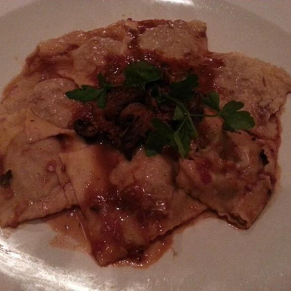Osso Bucco Ravioli - Fiamma Restaurant, Charlotte, NC