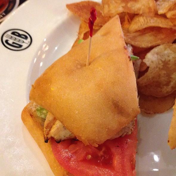 Cblt Chicken Bacon Lettuce Tomato - Gordon Biersch Brewery Restaurant - Plano, Plano, TX