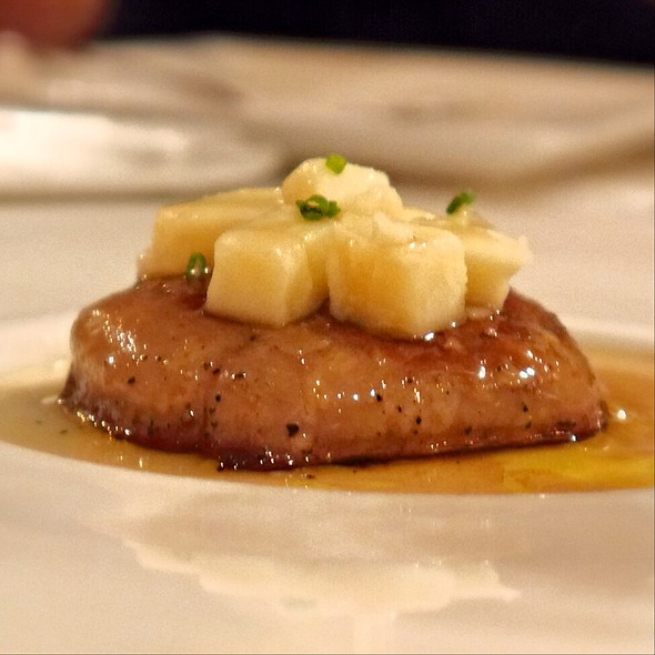 Hudson Valley Foie Gas - Alan Wong's Restaurant, Honolulu, HI