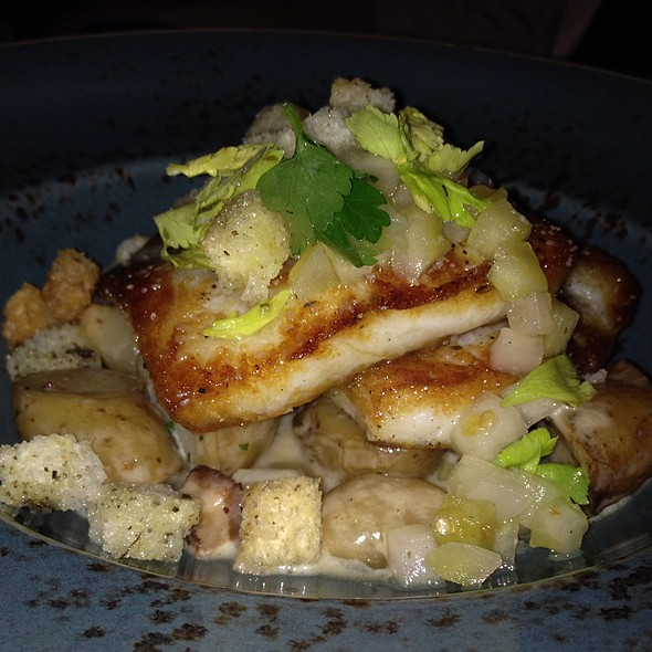 Wild Caught Flounder - Carriage House, Chicago, IL