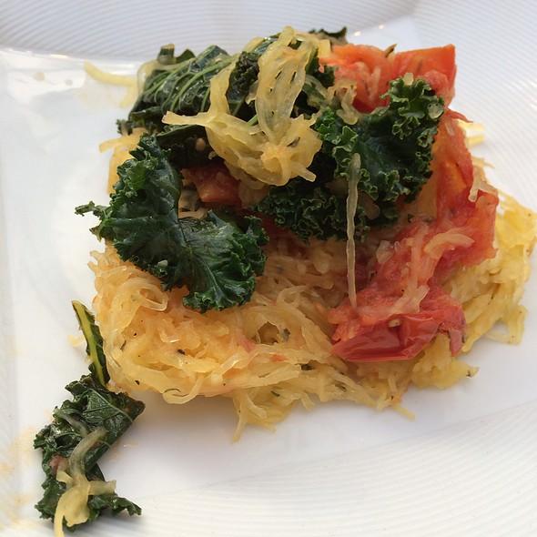 Spaghetti Squash - Café Sebastienne, Kansas City, MO