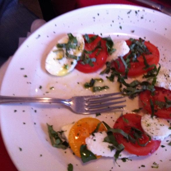 Caprese Salad - Arnoldi's Cafe, Santa Barbara, CA