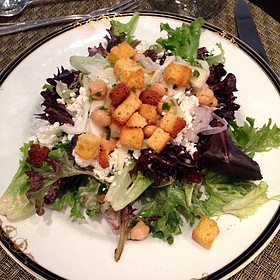 Winter Salad - Fairview Dining Room, Durham, NC