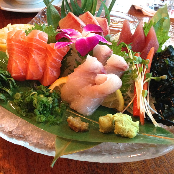 Sashimi Moriwase - Kabuki Japanese Restaurant - Tempe, Tempe, AZ