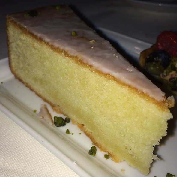 Olive Oil Cake - Ai Fiori, New York, NY