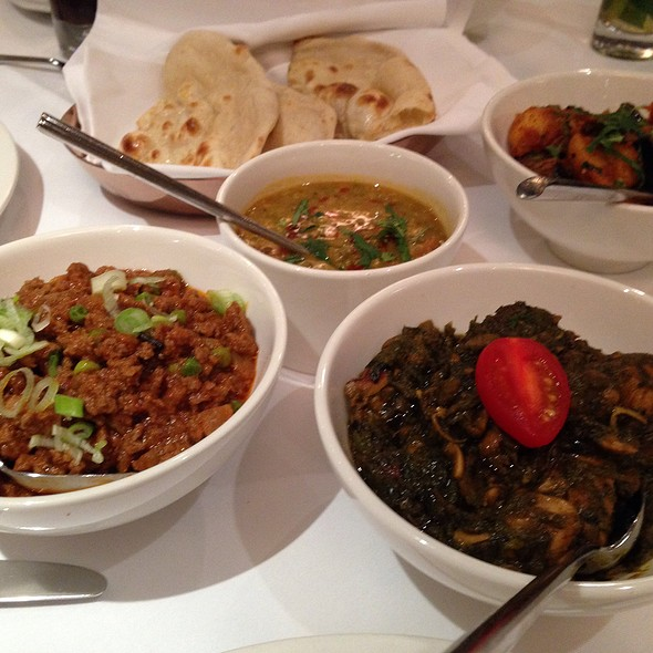 set lunch - Tamarind of Mayfair, London