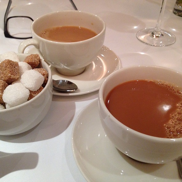 Chai Tea - Tamarind of Mayfair, London