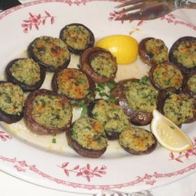 Stuffed Mushrooms - Maggiano's - King of Prussia, King of Prussia, PA