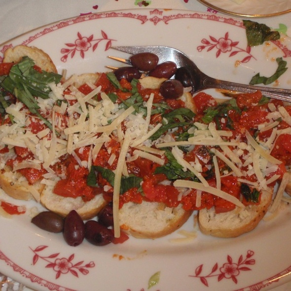 Bruschetta - Maggiano's - King of Prussia, King of Prussia, PA