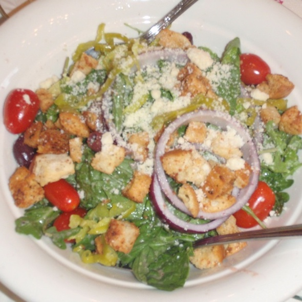 Italian Tossed Salad - Maggiano's - King of Prussia, King of Prussia, PA