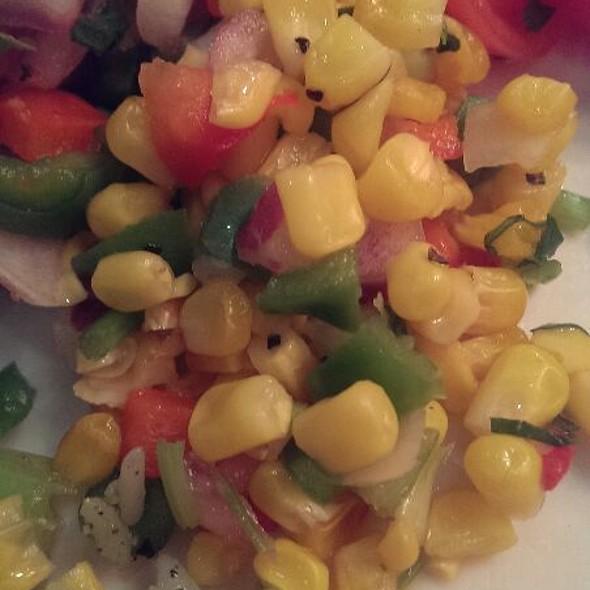 Corn Salad - Samba Brazilian Steakhouse - Redondo Beach, Redondo Beach, CA