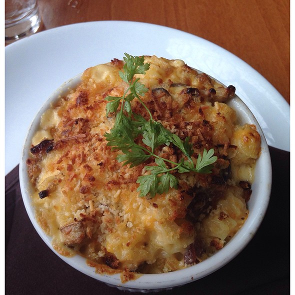 Mac & Cheese - Sweet Grass Grill, Tarrytown, NY