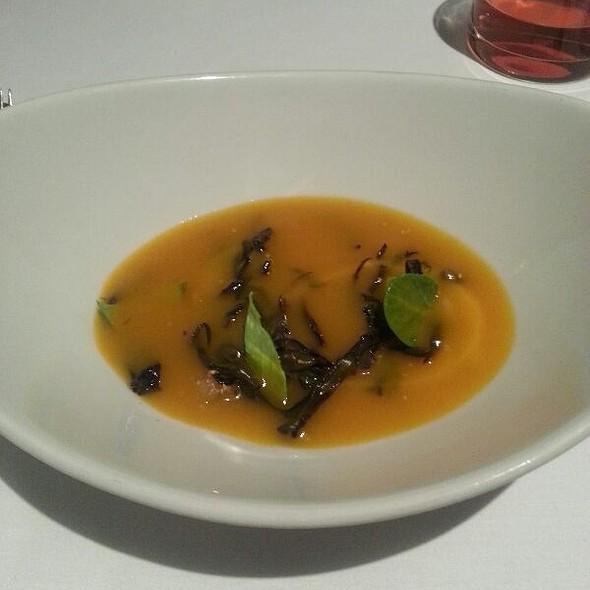 Hubbard Squash Soup - VOLT, Frederick, MD